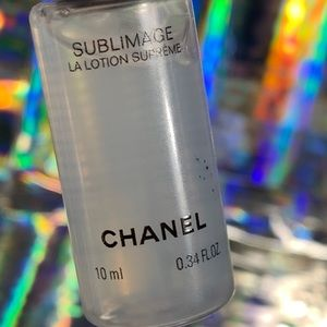 BRAND NEW UNUSED CHANEL LA LOTION SUPREME 10mL